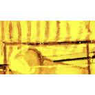 Table Tilting yellow