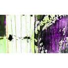 Bubbles Ascending white-violett