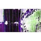 Bubbles Ascending violett-green