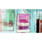 Glasses Gleaming mint-pink