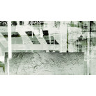 Alleys Rainy greygreen