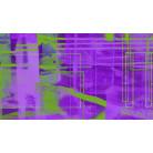 Columns Hanging violett