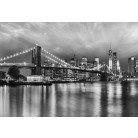 Brooklyn Bridge B/W