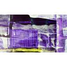 Grid Falling violett
