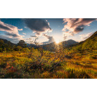 Norwegische Herbstwelten